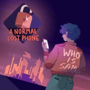 A Normal Lost Phone