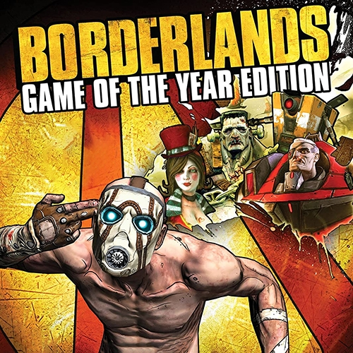 Borderlands : Game of the Year Edition
