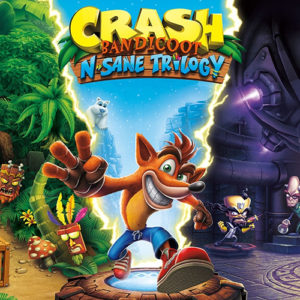 Crash Bandicoot : N'Sane Trilogy