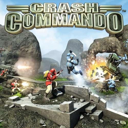 Crash Commando