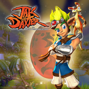 Jak and Daxter : The Precursor Legacy