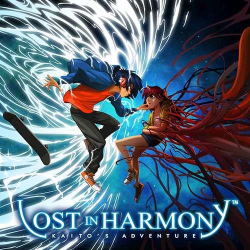 Lost in Harmony : Kaito's Adventure