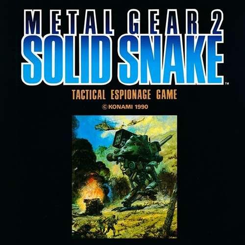 Metal Gear 2 : Solid Snake