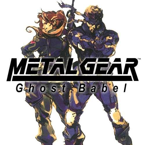 Metal Gear : Ghost Babel