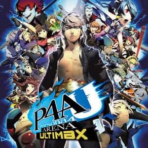 Persona 4 : Arena Ultimax