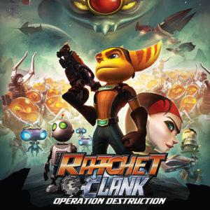 Ratchet & Clank : Opération Destruction