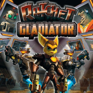Ratchet : Gladiator