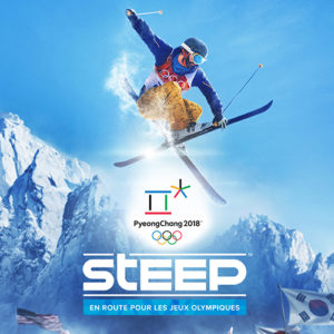 Steep : En Route pour les Jeux Olympiques