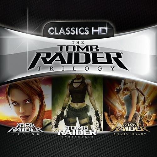 The Tomb Raider Trilogy