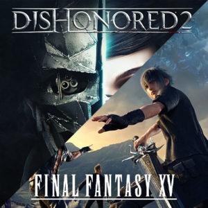 Dishonored 2 - Final Fantasy XV