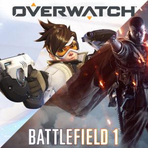 Overwatch - Battlefield 1