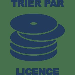 Tri par Licence
