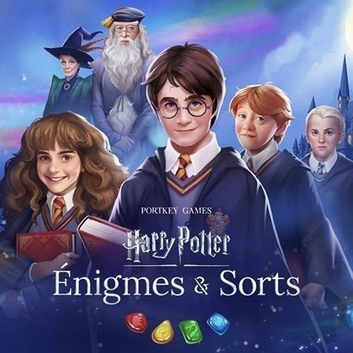 Harry Potter : Énigmes et Sorts