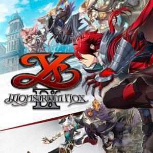 Ys IX : Monstrum Nox