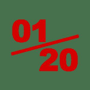 Note 01 sur 20