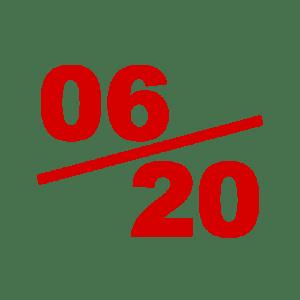 Note 06 sur 20