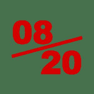 Note 08 sur 20