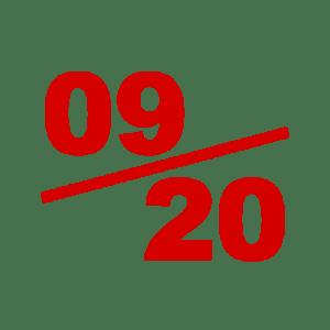 Note 09 sur 20