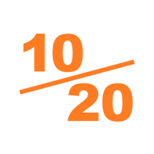 Note 10 sur 20