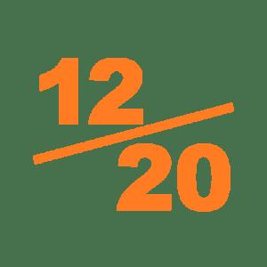 Note 12 sur 20