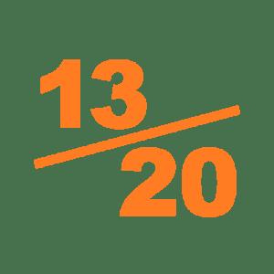 Note 13 sur 20