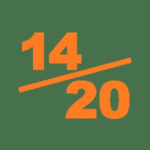 Note 14 sur 20